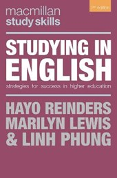 Studying in English | Hayo Reinders |