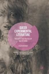 Queer Experimental Literature