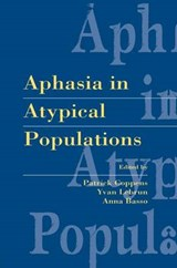Aphasia in Atypical Populations |  |