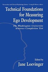 Technical Foundations for Measuring Ego Development | Le-Xuan Hy; Le-Xuan Hy |