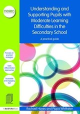 Understanding and Supporting Pupils with Moderate Learning D | Rachael Hayes |