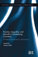 Poverty, Inequality, and Growth in Developing Countries | MAKI,  Atsushi |