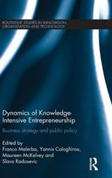 Dynamics of Knowledge-Intensive Entrepreneurship | auteur onbekend |