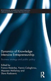 Dynamics of Knowledge-Intensive Entrepreneurship