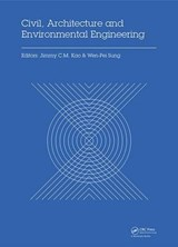 Civil, Architecture and Environmental Engineering | Jimmy C. M. Kao |