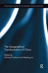The Geographical Transformation of China | auteur onbekend |