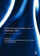 Critical Terrorism Studies Since 11 September