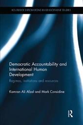Democratic Accountability and International Human Development