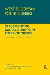 Implementing Social Europe in Times of Crises | auteur onbekend |