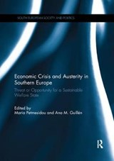 Economic Crisis and Austerity in Southern Europe | auteur onbekend |