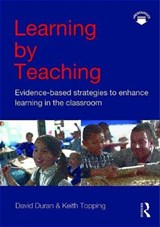 Learning by Teaching | David Duran |