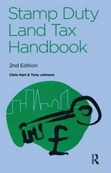 The Stamp Duty Land Tax Handbook | Johnson, Tony ; Hart, Chris |