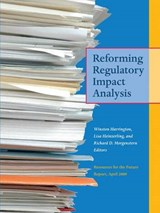 Reforming Regulatory Impact Analysis |  |