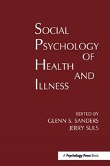 Social Psychology of Health and Illness | auteur onbekend |