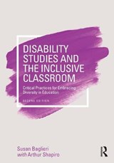 Disability Studies and the Inclusive Classroom | Susan Baglieri |