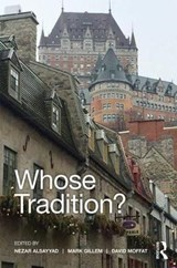 Whose Tradition? |  |