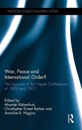 War, Peace and International Order? |  |