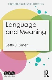 Language and Meaning | Betty Birner |