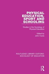 Physical Education, Sport and Schooling |  |