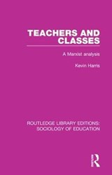 Teachers and Classes | Kevin Harris |