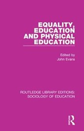 Equality, Education, and Physical Education
