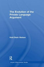 The Evolution of the Private Language Argument
