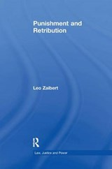 Punishment and Retribution | Leo Zaibert |