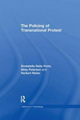 The Policing of Transnational Protest | Abby Peterson |