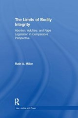 The Limits of Bodily Integrity | Ruth A. Miller |