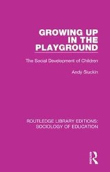Growing Up in the Playground | Andy Sluckin |