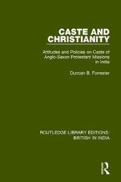 Caste and Christianity