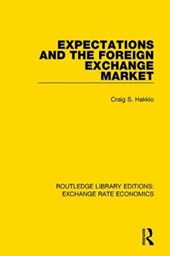 Expectations and the Foreign Exchange Market