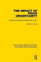 The Impact of Price Uncertainty