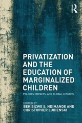 Privatization and the Education of Marginalized Children | auteur onbekend |