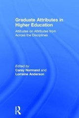 Graduate Attributes in Higher Education |  |