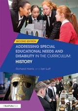 Addressing Special Educational Needs and Disability in the C | Richard Harris |