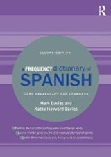 A Frequency Dictionary of Spanish | Mark Davies |