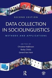 Data Collection in Sociolinguistics | Christine Mallinson |