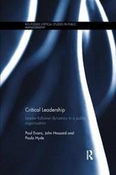 Critical Leadership