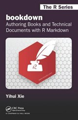 Bookdown | Yihui Xie |