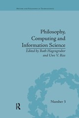 Philosophy, Computing and Information Science |  |