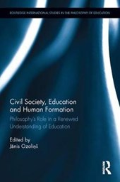 Civil Society, Education and Human Formation