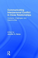 Communicating Interpersonal Conflict in Close Relationships |  |