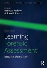 Learning Forensic Assessment | JACKSON,  Rebecca |