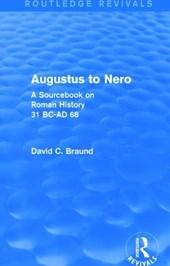Augustus to Nero