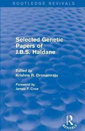Selected Genetic Papers of J.B.S. Haldane