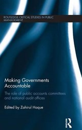Making Governments Accountable | Zahirul Hoque |
