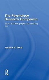 The Psychology Research Companion | Jessica S. Horst |