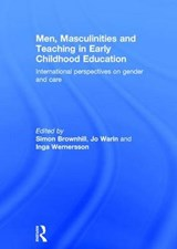 Men, Masculinities and Teaching in Early Childhood Education | auteur onbekend |