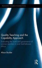 Quality Teaching and the Capability Approach